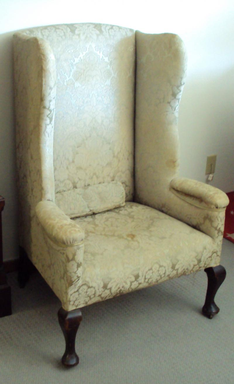 Queen Anne Chair c.1730-50