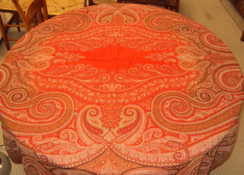 Antique Paisley Shawl hand woven